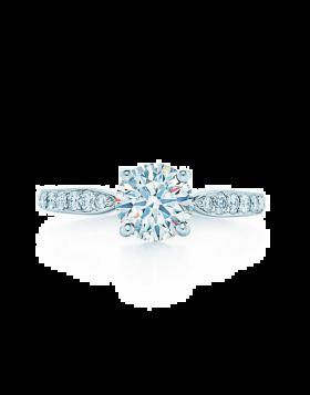 Replica Tiffany Harmony Diamond Band Wedding Gift For Women Good Review USA