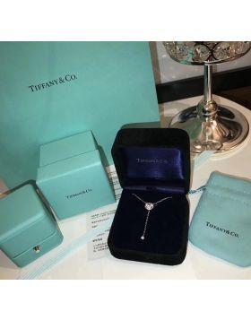Tiffany Elsa Peretti By The Yard Diamonds Pendant Necklace Price In America Sale Online Lady