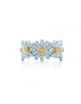 Knockoff Tiffany & Co Schlumberger Daisy Ring Diamonds Latest Design Girls Fashion Sale