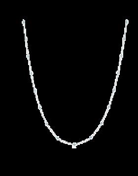 Hot Sale Tiffany Elsa Peretti Diamonds By The Yard Necklace Wholesale Fashion Jewelry 34136033