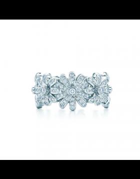 Replica Tiffany & Co. Schlumberger Daisy Diamonds Ring Girls Gifts NYC Sale Fashion Jewelry GRP06413