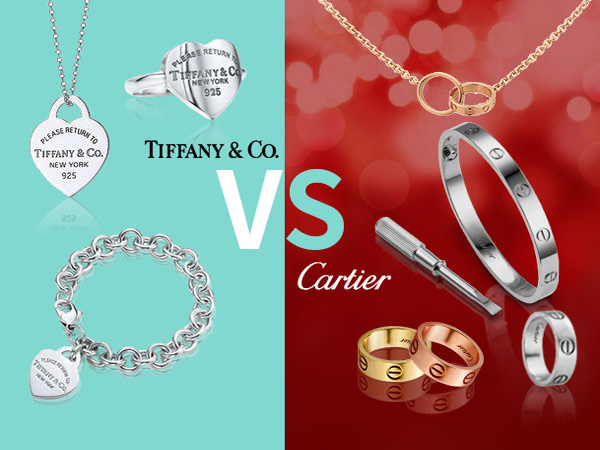 Tiffany Replica Vs Cartier Replicas, Which Way To Go