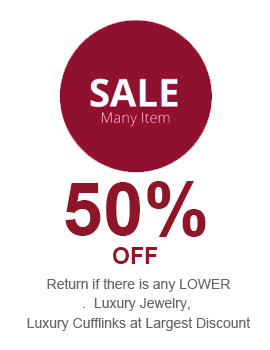50% OFF Sale Luxury Jewerly